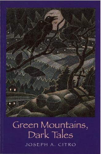 Green Mountains, Dark Tales Cover Image