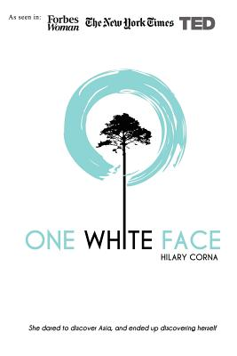 One White Face Cover