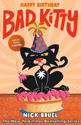 Happy Birthday, Bad Kitty Cover Image