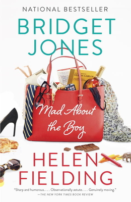 Bridget Jones: Mad about the Boy (Vintage Contemporaries) Cover Image