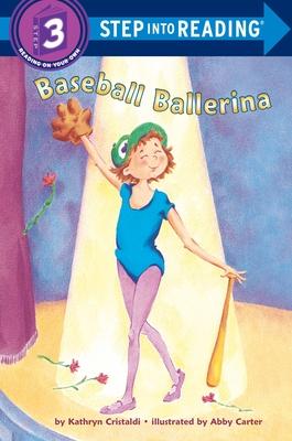 Baseball Ballerina Cover Image