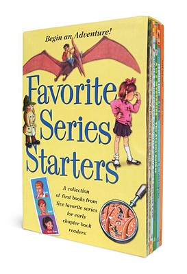 Favorite Series Starters Cover