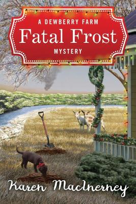 Fatal Frost (Dewberry Farm Mysteries #2) Cover Image