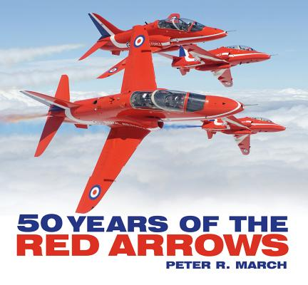 50 Years of the Red Arrows Cover Image