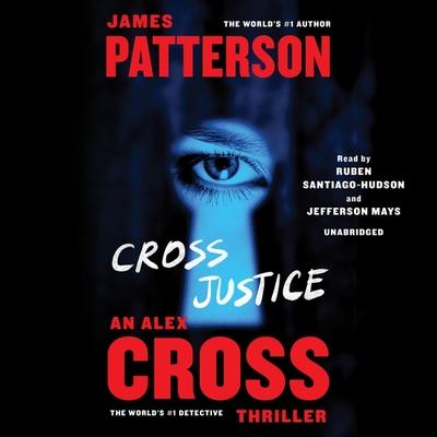 Cross Justice Lib/E (Alex Cross Novels #23) Cover Image