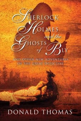 Sherlock Holmes and the Ghosts of Bly Cover