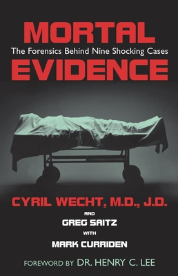 Mortal Evidence Cover