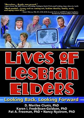 Lives of Lesbian Elders Cover Image