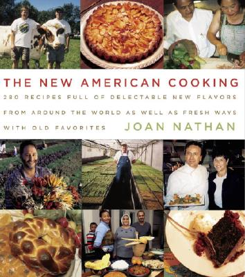 The New American Cooking Cover