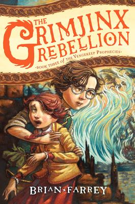 The Grimjinx Rebellion Cover