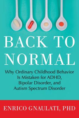 Back to Normal Cover