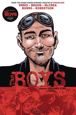 The Boys Omnibus Vol. 5 Cover Image