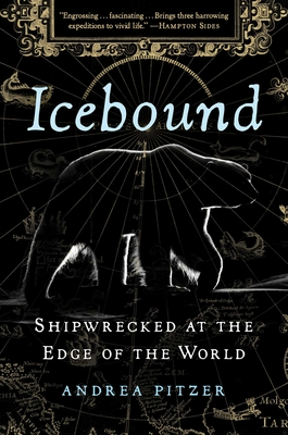 Icebound: Shipwrecked at the Edge of the World Cover Image