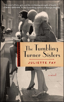 The Tumbling Turner Sisters: A Book Club Recommendation! Cover Image