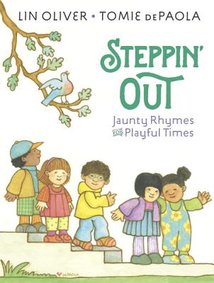 Cover for Steppin' Out