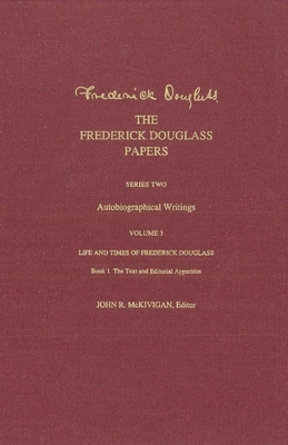 Cover for The Frederick Douglass Papers