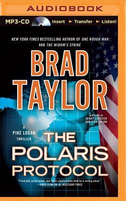 The Polaris Protocol (Pike Logan Thriller #5) Cover Image