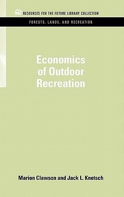 Economics of Outdoor Recreation (Rff Forests) Cover Image