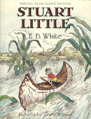 Stuart Little Read-Aloud Edition Cover Image