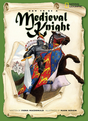 How to Be a Medieval Knight Cover