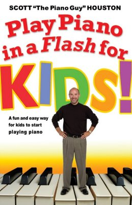 Play Piano in a Flash for Kids! Cover