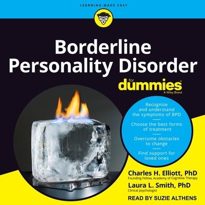 Borderline Personality Disorder for Dummies Lib/E cover