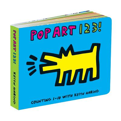 Keith Haring Pop Art 123! Cover Image