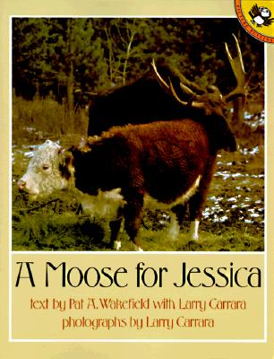 A Moose for Jessica Cover Image