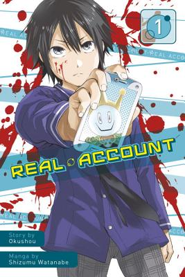 Cover for Real Account 1