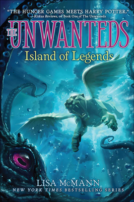 Island of Legends (Unwanteds #4) Cover Image