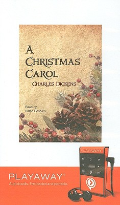 A Christmas Carol [With Headphones] (Playaway Young Adult) Cover Image