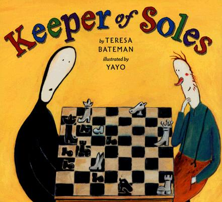 Keeper of Soles Cover