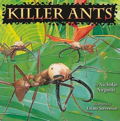 Killer Ants Cover