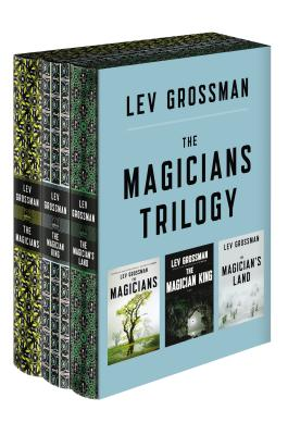 The Magicians Trilogy Cover Image