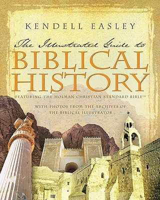 The Illustrated Guide to Biblical History Cover