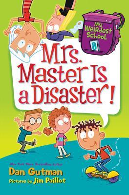 Cover for My Weirdest School #8