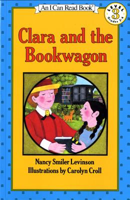 Clara and the Bookwagon Cover