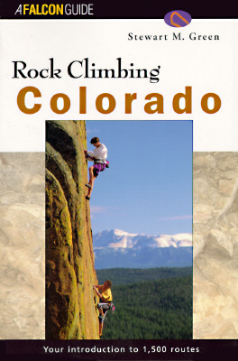 Rock Climbing Colorado Cover Image