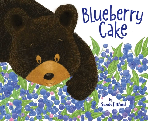 Cover for Blueberry Cake