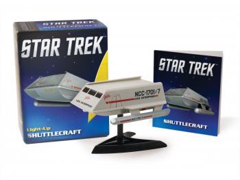 Star Trek: Light-Up Shuttlecraft (RP Minis) Cover Image