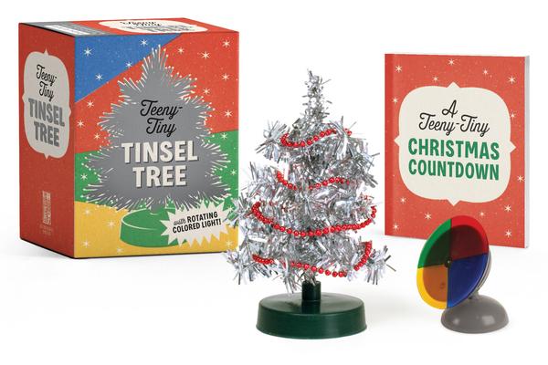 Teeny-Tiny Tinsel Tree (RP Minis) Cover Image