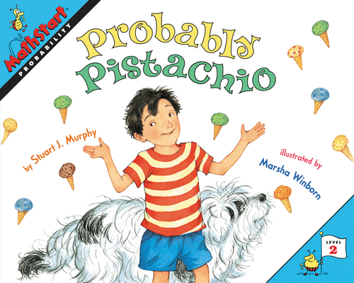 Probably Pistachio (MathStart 2) Cover Image