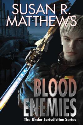 Blood Enemies (Under Jurisdiction  #7) Cover Image