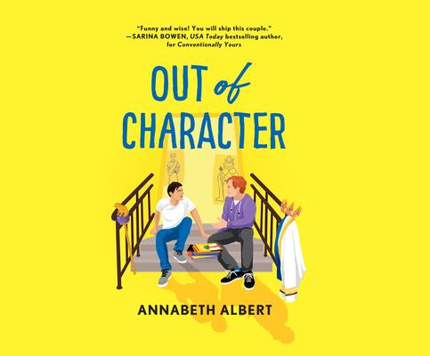 Cover for Out of Character (True Colors #2)