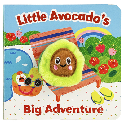 Little Avocado's Big Adventure Cover Image