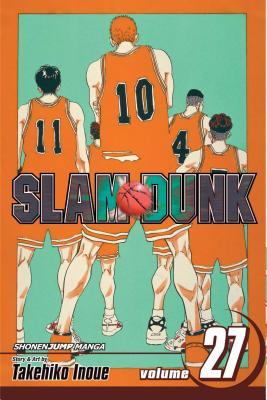 Slam Dunk, Vol. 27 Cover Image