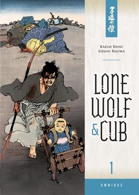 Lone Wolf & Cub Omnibus, Volume 1 Cover