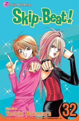 Skip Beat!, Volume 32 Cover