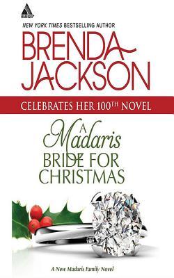 Cover for A Madaris Bride for Christmas (Madaris Family #19)