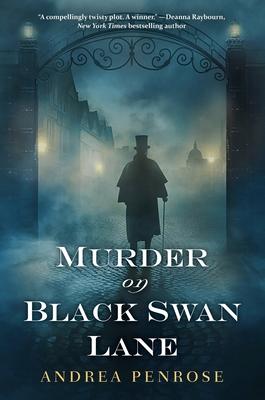 Murder on Black Swan Lane (A Wrexford & Sloane Mystery #1) Cover Image